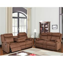 Chocolate Motion Living Room Set L9303 Image