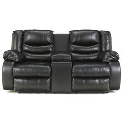 DBL Rec Loveseat w/Console 95202 Image