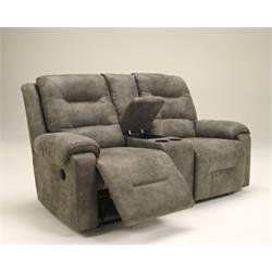 DBL Rec Loveseat w/Console 97501 Image