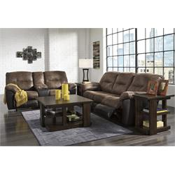 Follett Coffee Reclining Set 65202 Image