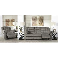 Mort Charcoal Living Room 26105 Image